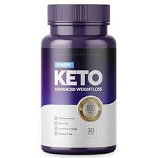 Purefit Keto diet Bottle