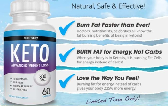 keto tone features