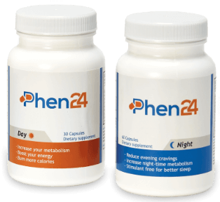 phen24 pill bottle