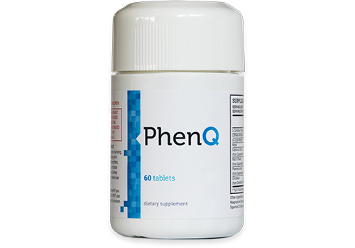 Phenq pills bottle