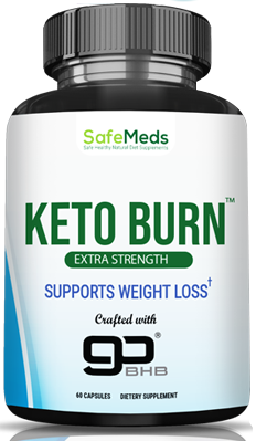 Keto Burn Bottle