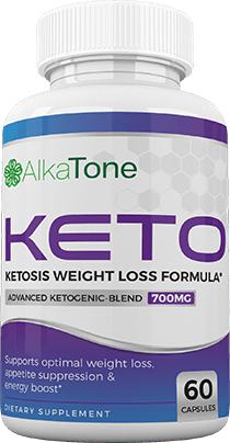 Alkatone Keto Bottle