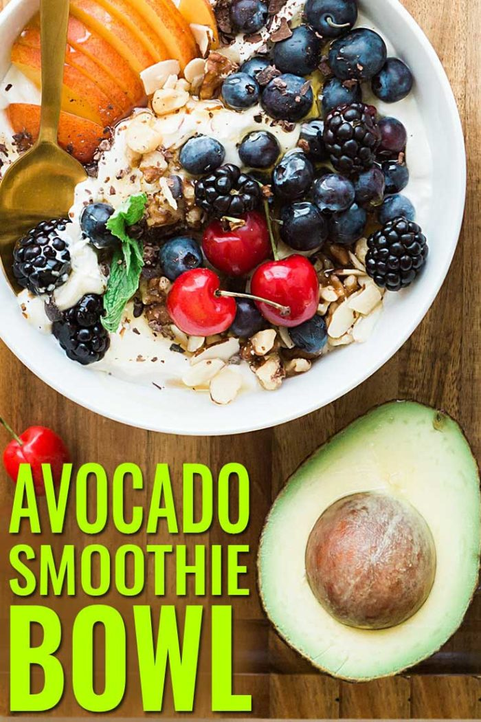 Avocado Smoothie for Weight Loss