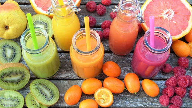 Smoothies for rapid weight loss