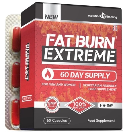 Fat Burn Extreme Box
