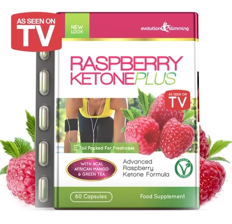 Raspberry Ketone Plus Box