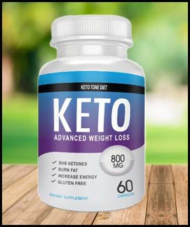 Keto Tone Bottle