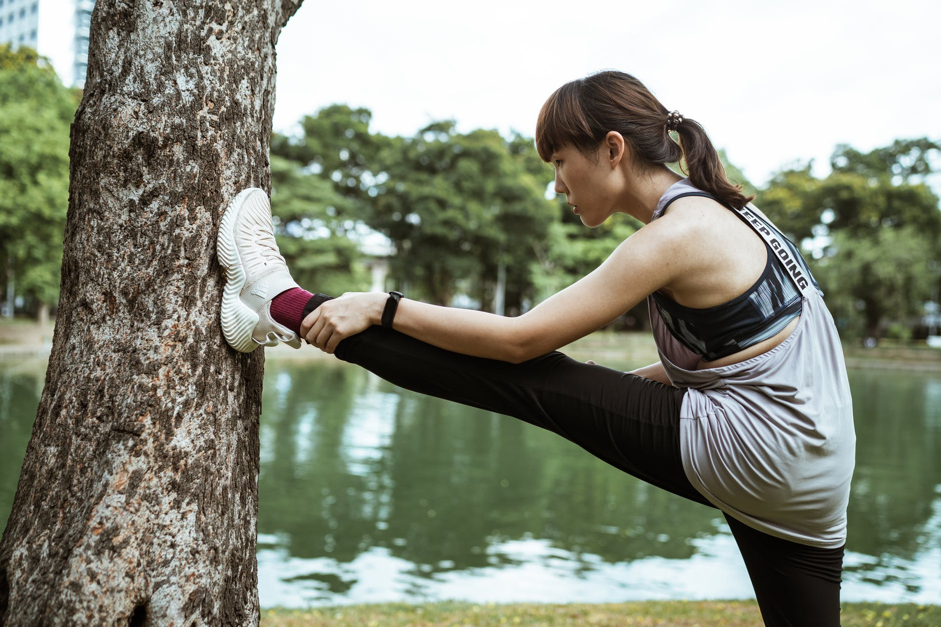 leg-stretching